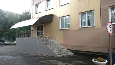 Офис 198кв.м.ул.Красноказарменная 15, м.Авиамоторная - Фото 2
