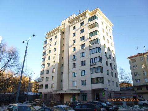 Квартира в элегантном 9ти этажном монолите в стиле классицизм - Фото 1