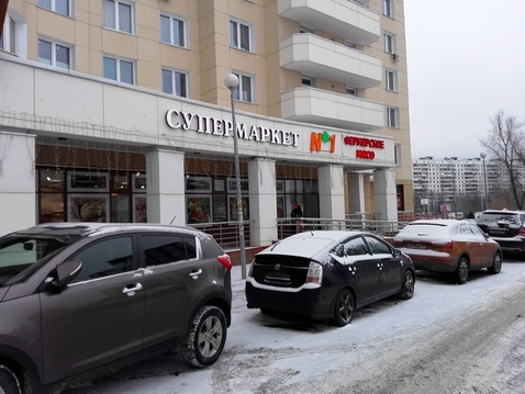 1-ый этаж жилого комплекса Чертановский, 270 м2, блоки:160 и 110м2 - Фото 1