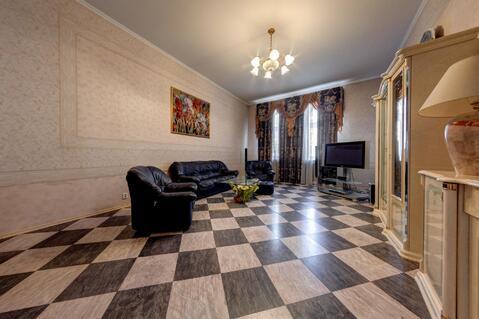 Сдам посуточно шикарную трехкомнатную квартиру на Невском проспекте - Фото 3