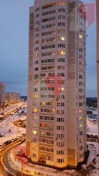 1-комн. кв, 40 кв.м. 2/22 эт. Подольск, ул. Генерала Стрельбицкого - Фото 2