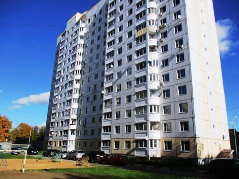 Квартира в Подольске, 2-х комнатная, 64 кв.м, кухня-12м. - Фото 1