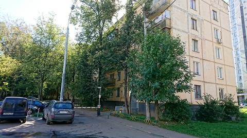 Двухкомнатная квартира на западе Москвы - Фото 1