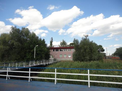 Речной вокзал на пристани в ст. Старочеркасская - Фото 2