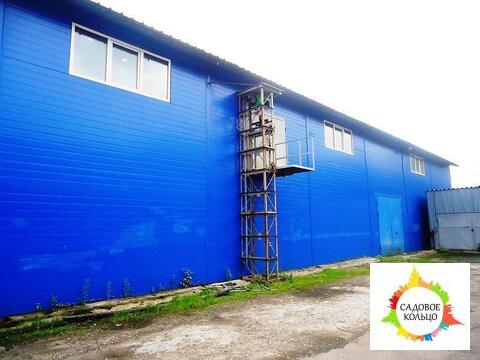 Теплый склад с окнами - Фото 1