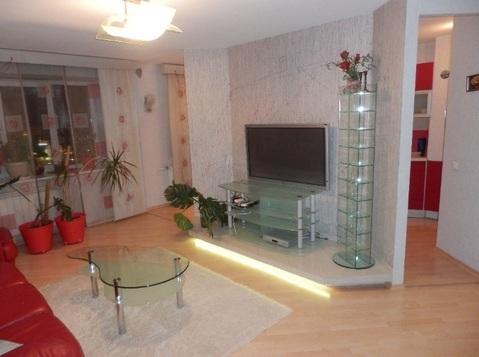 Трёхкомнатная квартира, Академика Шварца 20.2, евроремонт - Фото 3