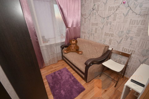 Продам однокомнатную (1-комн.) квартиру, Петухова ул, 56, Новосибир. - Фото 5