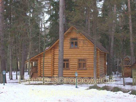 Дом, Рублево-Успенское ш, 23 км от МКАД, Николина гора, Коттеджный . - Фото 4