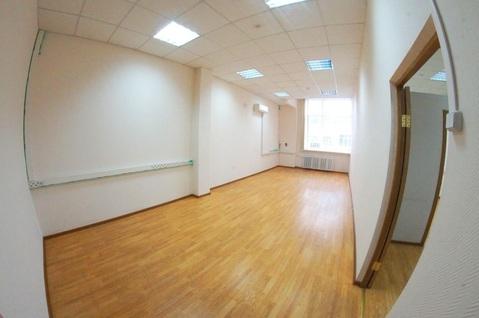 Помещение с офисной отделкой,126,9 кв.м, м.Преображенская площадь - Фото 1