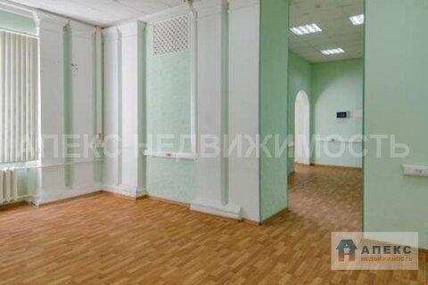 Аренда офиса 381 м2 м. Марксистская в бизнес-центре класса С в . - Фото 1