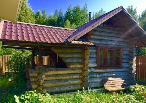 Дачный дом в сосновом лесу, озеро рядом дубки - Фото 5