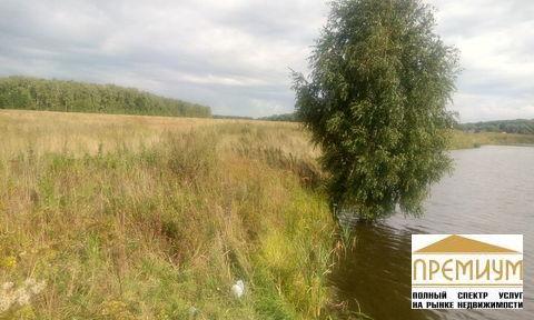 Участок ИЖС 21 сотка с селе Татариново с выходом к реке - Фото 1