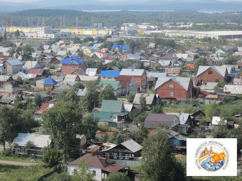 Участок 5 сот, земли поселений (ИЖС), в черте города. - Фото 2