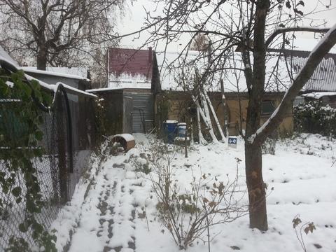 Продаётся Часть дома 30 м2 на участке 3 сот, г.Домодедово - Фото 4
