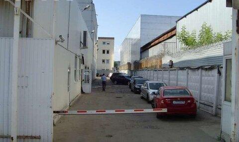 Производственные помещения, Щелковская, 3100 кв.м, класс вне . - Фото 1