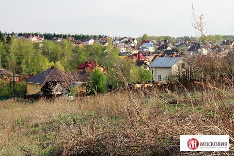 Участок 15 соток около леса и реки, Калужское ш, 25 км от МКАД - Фото 2