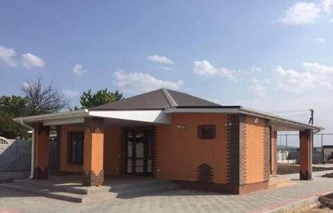 Продается новый дом 100 кв.м. в мкр. Фонтаны - Фото 1