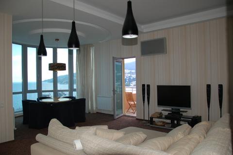3-комнатные апартаменты с панорамным видом, 100 метров от моря - Фото 1