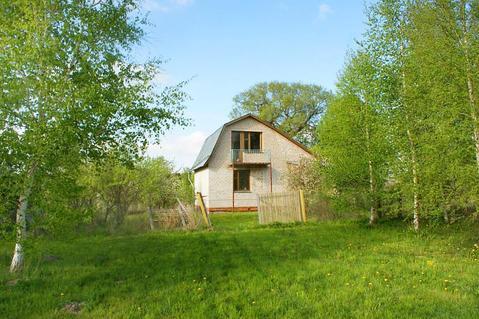 Дом в деревне Гарутино с участком для ПМЖ. Рядом водоем, лес, речка. - Фото 3