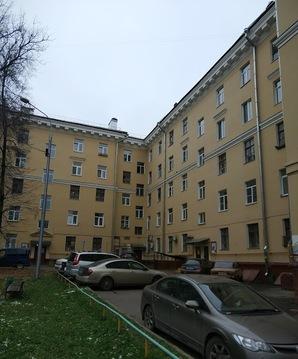 3-х к.кв. г. Москва, ул. Коминтерна 13/4 - Фото 1