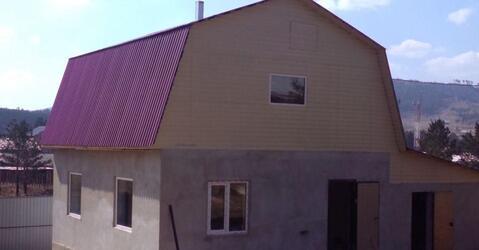Продажа дома, Улан-Удэ, Зверосовхоз - Фото 1