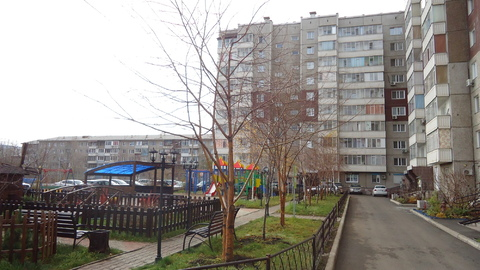 1комн.кв.р-он Кировский(Первомайский), ул.Щорса д.43 - Фото 2