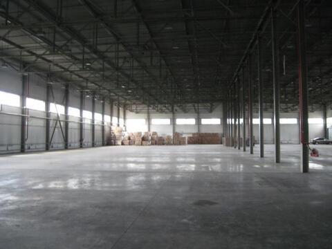 Складской комплекс класса в+ 4854 м. в Домодедово. 25 км. от МКАД - Фото 1