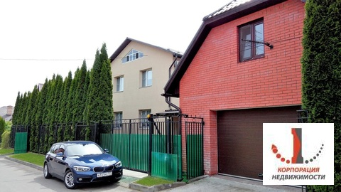 Дачи Радость, дом 200 кв.м, 18км от МКАД по Калужскому шоссе - Фото 1