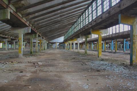 Продам производственный комплекс 32 000 кв.м. - Фото 2