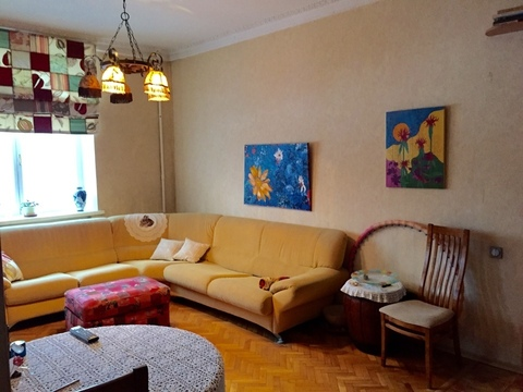 Продается 3 комнатная квартир - Фото 4