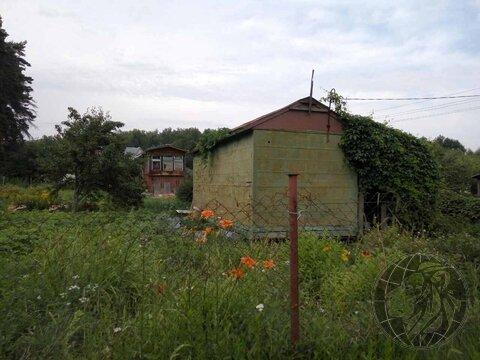 Ухоженный участок 8 соток в СНТ Монтажник, Бережки, Подольск - Фото 3