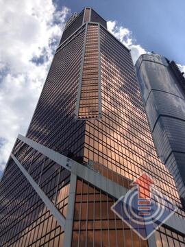Продажа офиса 169 м2 в МФК Меркурий Сити Тауэр - Фото 1