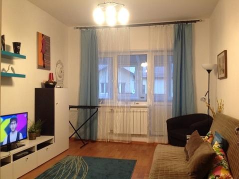 Продается 1-комнатная квартира на 3-м этаже 4-этажного кирпичного дома - Фото 1
