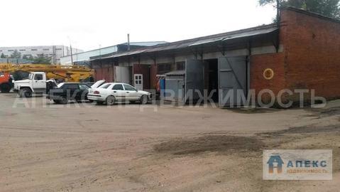 Продажа помещения пл. 1370 м2 под производство, автосервис, площадку, . - Фото 2