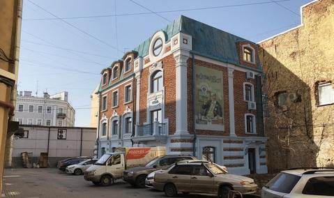Продаём здание гостиницы с землёй возле Московского вокзала. - Фото 3