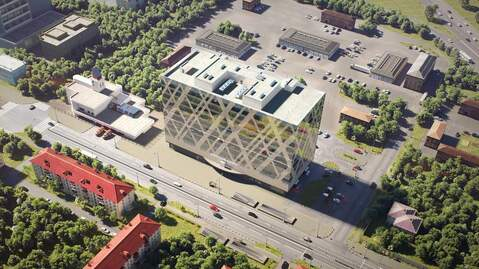 Офис в собственность, м. Саларьево - Фото 4