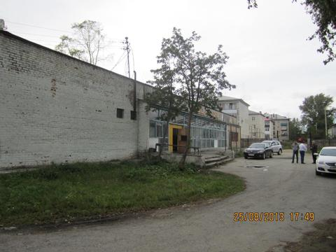 Бывшее здание столовой, 318,1 кв.м. - Фото 1