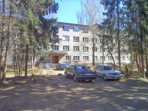 Продам комнату 18,5 кв.м. в общежитии г.Кимры, ул. Чапаева, д.12 (рай - Фото 1