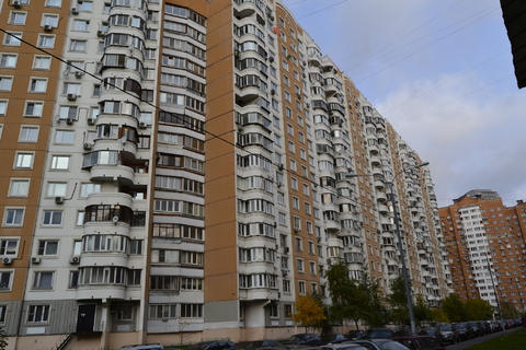 Продам 4-комнатную квартиру м.Полежаевская, ул. Полины Осипенко д.16 - Фото 1
