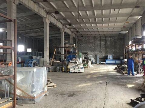 Сдам складское помещение 850 кв.м, м. Ленинский проспект - Фото 2