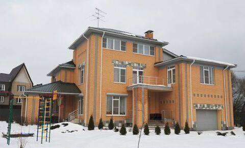 Коттедж 550м2, поселение Кокошкино, поселок городского типа Кокошкино - Фото 4