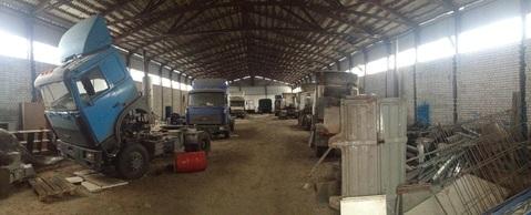 Ангар( холодный склад) аренда - Фото 3