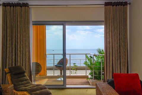 3-к.квартира у самого берега моря в элитном жилом комплексе - Фото 1