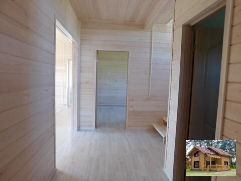 Дом с магистральным газом в окп « Солнечная слобода» под Боровском - Фото 5