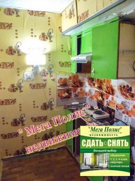 Сдается комната 18 кв.м. в общежитии блок на 2 комнаты ул. курчатова35 - Фото 1