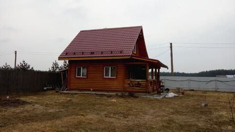 Продается новый обжитой дом в д. Песьяне - Фото 3