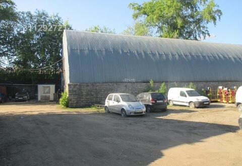 Под склад, ангар из металлоконструкций, неотапл, выс.: 8 м, пол бетон - Фото 4