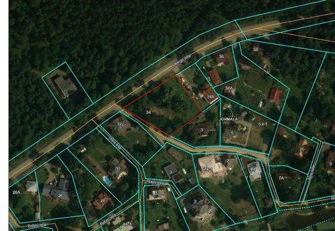 Продажа змельного участка в Юрмале, Лиелупе - Фото 1