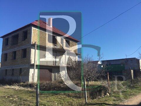 Продается 3-х этажный Дом, г. Севастополь, мыс Фиолент, ст «Импульс-1» - Фото 3