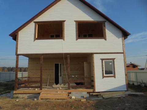 Продается дом в совхозе Победа - Фото 1